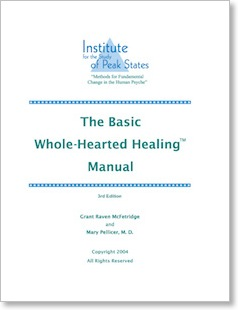 Whole-Hearted Healing<sup>®</sup>: a regression technique for ...