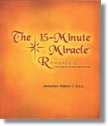The 15-Minute Miracle cover
